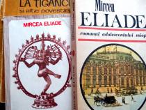Trei carti. Mircea Eliade