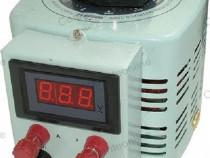 Autotransformator variabil, 500W, voltmetru digital - 111142
