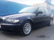 BMW 320 diesel, E46, 150 CP facelift 2004, 6 trepte Germania