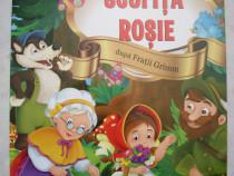 Scufita Rosie-dupa Fratii Grimm