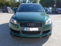 Audi Q7 - 3.0 TDI quatrro 245 Cp, primul proprietar, Romania