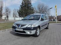Dacia logan MCV 1.5 dci 7 locuri in rate