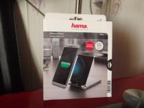 Incarcator de mobile smartphone pe usb cu inductie-wire HAMA