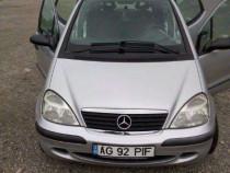 Mercedes A140 An 2001 GPL Proprietar
