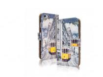 Husa wallet case samsung galaxy s5 g900 lisbon produs nou
