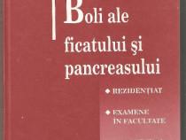 Boli ale ficatului si pancreasului-Coman Tanasescu
