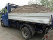 Ieftin nisip balast sorturi camioneta 3,5tone basculabila