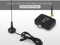 Tuner tv extern pentru telefoane cu android dvb-c -t-t2 dvbc