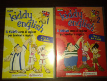 Curs limba engleza in limba italiana pentru copii
