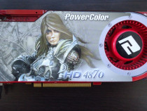 Placa video Powercolor ATI Radeon HD4870, 512MB GDDR5 256bit