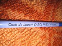 8524-V-Creion reclama vechi Carol Hirschmann Harmuth Arad.