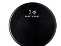 Incarcator Telefon Wireless Fast Charging Black PRODUS NOU