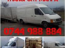 Transport marfa/ Mutari mobila