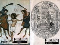 Memoria, revistele nr. 1 şi 2 (1990)