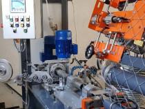 Masina automata de impletit plasa de sarma