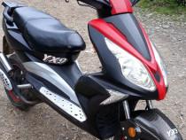 Scuter Yamaha---an 2009