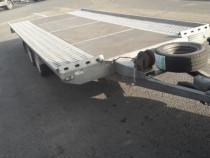 Trailer remorca auto platforma boro
