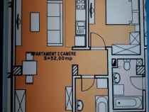 Apartament 2 camere in zorilor - zona Leroy Merlyn