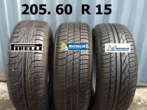 Cauciucuri 205 60 R15 Michelin Pirelli Profil 8 mm NOU Rezer