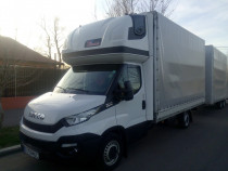 Iveco daily 35s210 hi-matic,220.000 km