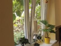 La comanda ferestre pvc cu geam termopan