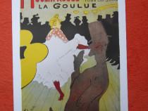 Toulouse-Lautrec,Arta pt inramat,licenta-cadou inedit si rar