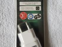 Adaptor priza / Incarcator 5V pana la 2.1A