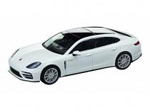 Macheta porsche panamera turbo s e-hybrid exclusive alb oe