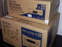 Sistem Denon Blu-ray Player(DBP-4010U) + Receiver(AVC-A1HDA)