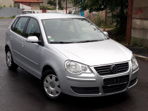 Vw polo facelift edition an 2006,1.2, impecabila