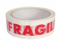 Banda adeziva personalizata - Fragil