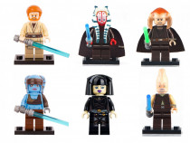 Figurine tip lego star wars obi wan kenobi shaak ti luminara