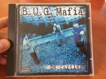 CD hip hop B.U.G. Mafia De cartier (1998) , ca si NOU (RAR)