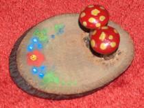 Amintire veche cu două ciuperci 1945