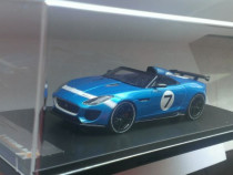 Macheta Jaguar Project 7 (GoodWood 2013) - PremiumX 1/43