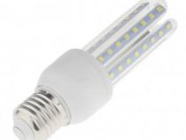 Bec LED SMD 9W Corn Sticla Economic Dulie E27 6500K C111