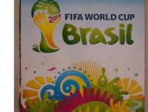 Album stickere - Campionatul Mondial din Brazilia 2014