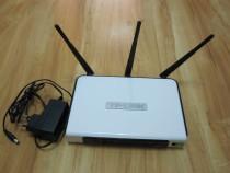 Router/Modem wireless TP-Link TL-WR940N,puternic cu 3 antene