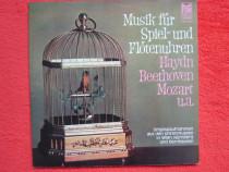 Vinil Haydn, Beethoven, Mozart - Musik Für Spiel -Und Flöten