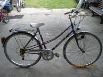 "Bicicleta dama Bavaria Germania 28"""