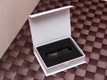 Cutie din carton pentru memorie USB, Stick, Alba, Magnet