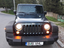 Jeep wrangler unlimited sport ht/st 2,8 crd