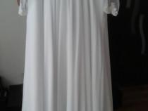 Rochie de mireasa-cadou voalul-