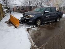 Lama zapada jeep