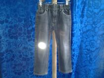 B-Jeans Black / pantaloni copii 6 ani