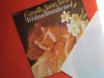 Vinil Camille Saint-Saëns -Oratoriul de Craciun -impecabil