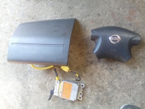 Kit airbag Nissan X-Trail T30 UK/anglia