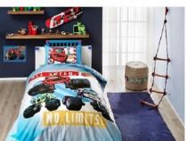 Lenjerie de pat pentru copii, Disney Blaze
