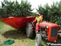 Utilaj pentru recoltarea fructelor-prune, cirese,visine