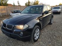 BMW X3 an 2008 4x4/177 CP PIELE Diesel 2.0 Posibilitate rate